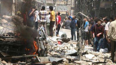 Un golpe donde m�s duele: bombardean un hospital de M�dicos Sin Fronteras en Siria