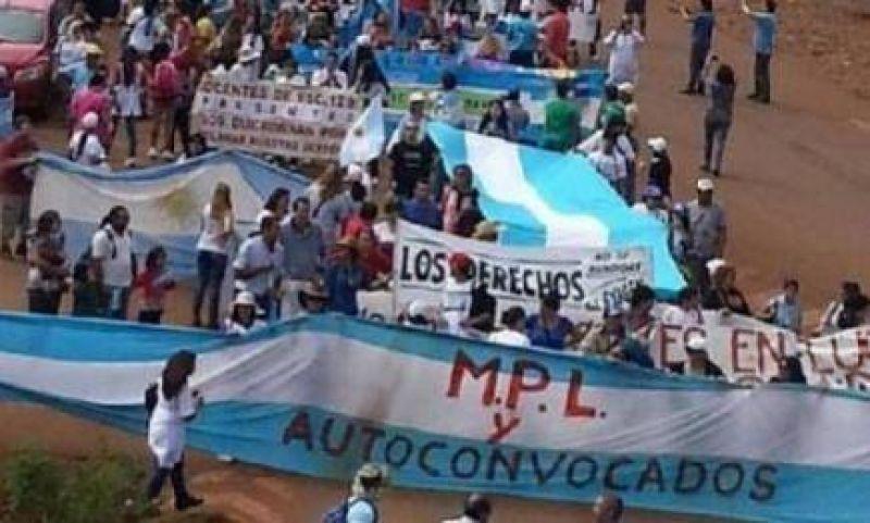 Paro Nacional contra despidos: ATE, CTA, CGT y docentes del MPL se suman en Misiones