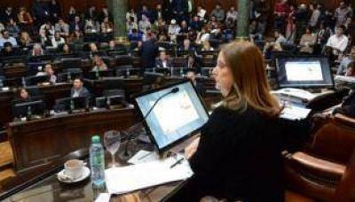 La Legislatura expres� su rechazo al escrache a Zannini
