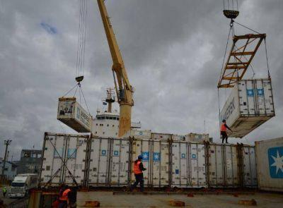 Destacan los avances en comercio exterior a través del puerto