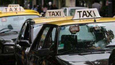 Es normal el servicio de taxis pese a las restricciones en el GNC