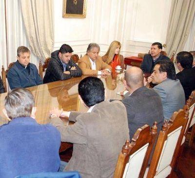 La Rioja vuelca $82 millones para reactivar la obra p�blica