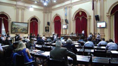 Diputados tratar� el martes un nuevo endeudamiento de la Provincia