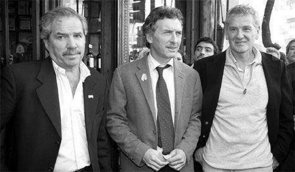 Felipe, Mauricio y Francisco más cerca del triple divorcio