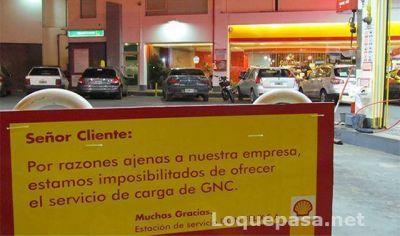 Se acent�an los problemas con el suministro de GNC en Mar del Plata