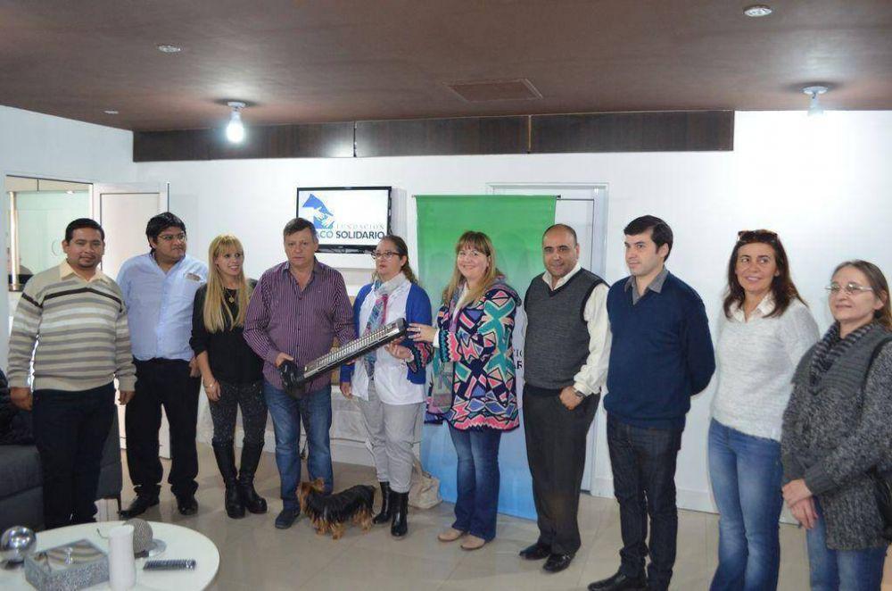 Fundación Fiduciaria del Norte: Peppo entregó medicamentos a Zona Sanitaria I