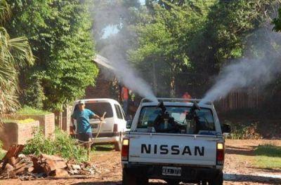 Para Nación los casos de dengue en Misiones ascienden a 18.876