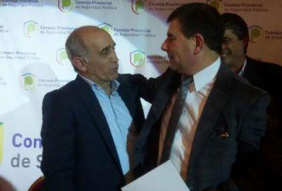 PRESENCIA DE AZUL EN EL CONSEJO PROVINCIAL DE SEGURIDAD P�BLICA