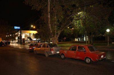 Restringieron la venta de GNC en 22 de las 30 estaciones de la provincia