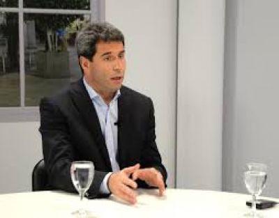 Uñac se reunirá con Marcos Peña por el dique El Tambolar