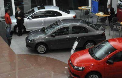 La venta de 0 km en Mendoza cayó 17% en 4 meses