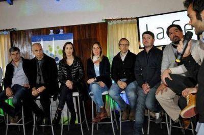 Lanzaron en Tres de Febrero �La Generaci�n�, el sector juvenil Pro