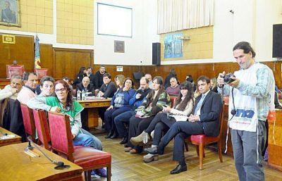 """Diferentes sectores manifestaron """"preocupación"""" por la situación de las escuelas de la ciudad"""