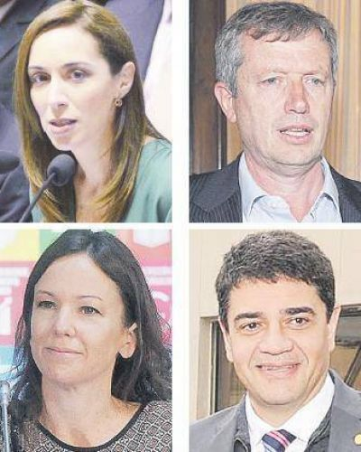 El PRO forz� tregua Vidal-Monz� y bendijo armado en provincia
