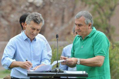 Denuncian al presidente y al gobernador Morales