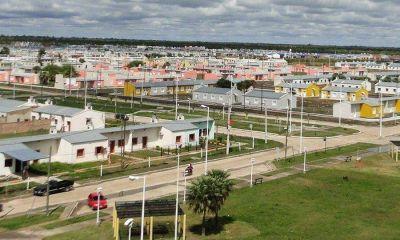 Se entregarán 400 viviendas en los próximos meses, anunció Ugelli