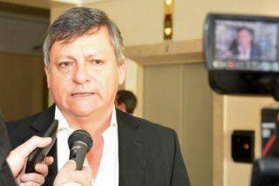 Peppo reafirmó su compromiso con el ramal C3 ante la negativa de Nación