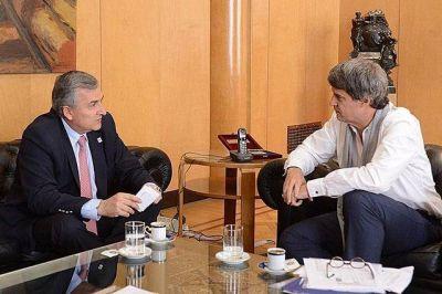 Tabaco – Morales gestionó la prórroga del porcentaje actual del FAS