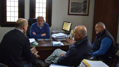 Derecho de Construcción | Importante reunión en la Secretaría de Obras Públicas