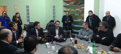 Seguridad en Lomas: Trezza exige