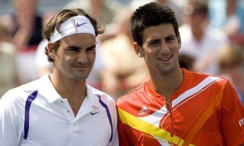 Federer definirá con Djokovic la final del torneo de Cincinnati.