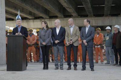 Avanzan las obras del Viaducto de La Noria que agilizará el tránsito