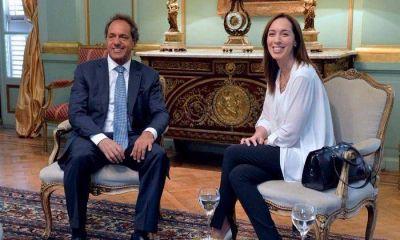 El regalo de Scioli a Vidal: una deuda de 122 mil millones de pesos