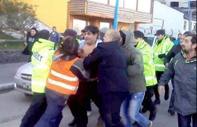 Sindicalistas agredieron al Vicegobernador