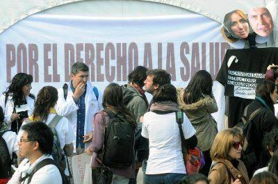 Médicos de Olavarría adhieren a las medidas en la Provincia