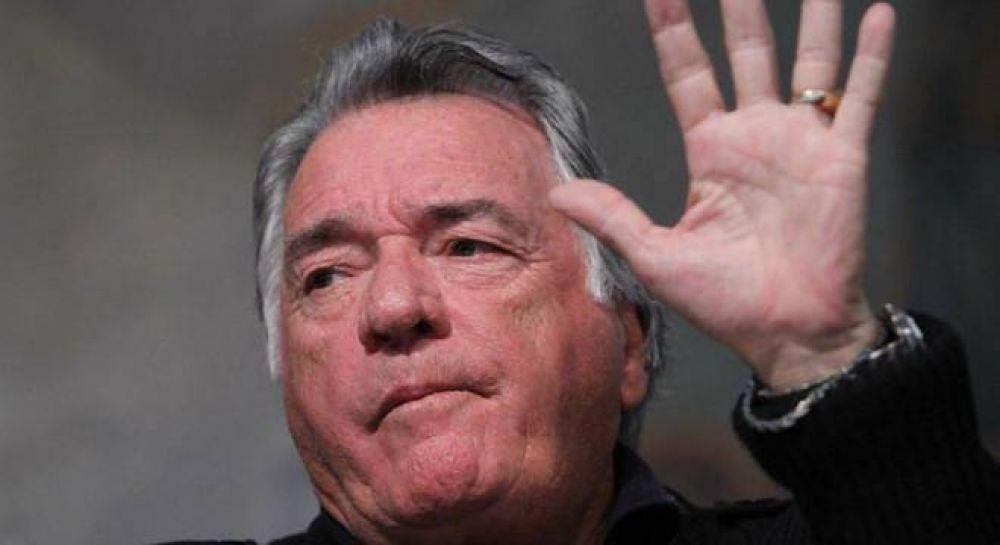 Barrionuevo ahora se despega de Macri: