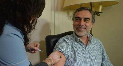 Continúa con la campaña de vacunación contra la gripe