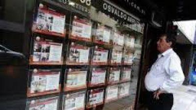 Ciudad: la venta de inmuebles creció 14% en marzo