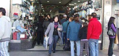 En la Regi�n, las ventas tambi�n cayeron en abril