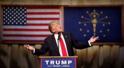 Trump dio un golpe de KO y ya nadie duda de que será el candidato