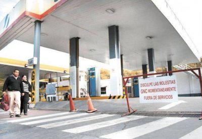 Arrancó la escasez de GNC en Mendoza y buscan asegurar el suministro a las estaciones de servicio