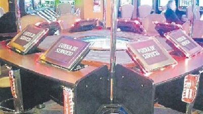 Clausuran máquinas en los casinos de Cristóbal López