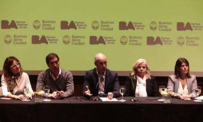 Horacio Rodr�guez Larreta present� la Mesa de Di�logo sobre adicciones