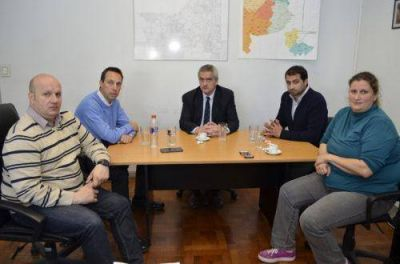 Reunión con los judiciales bonaerenses tras el paro