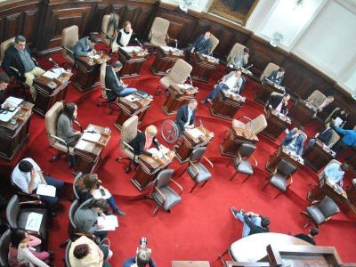 Concejo Deliberante: Rotundo rechazo a la rendición de cuentas 2015
