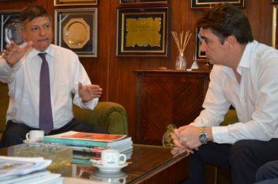 Peppo y Vialidad Nacional avanzaron en obras estratégicas