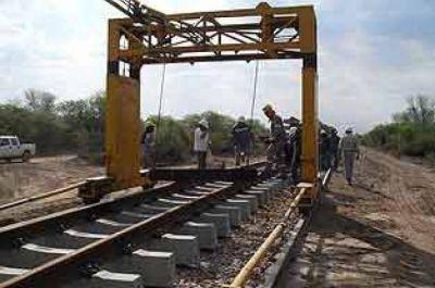 La semana próxima habrá 'un segundo round' con Nación por el Ferrocarril