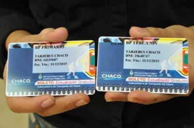 Ya se entregaron 31.500 carnets del Boleto Estudiantil Gratuito