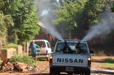 Para el Ministerio de Salud de Misiones hay 11.700 casos de dengue
