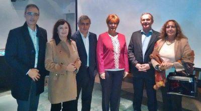 La Municipalidad recibió un fuerte respaldo para servicios financieros del BAPRO