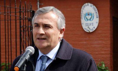 El gobernador pidi� que no se amenace ni persiga a los jueces