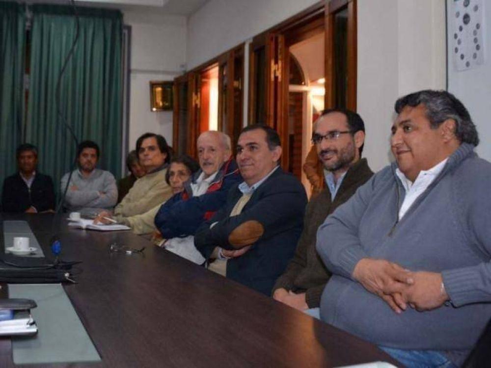 IVUJ y empresarios de la construcción articulan proyectos de obra pública