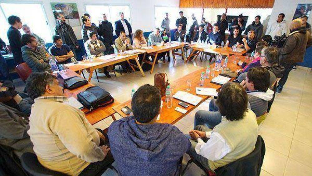 Gobierno y gremios estatales iniciaron discusión del sistema previsional