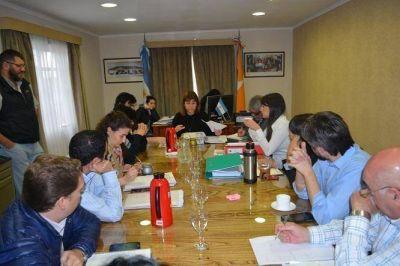 Concejales conformaron comisiones especiales para tratar temas espec�ficos