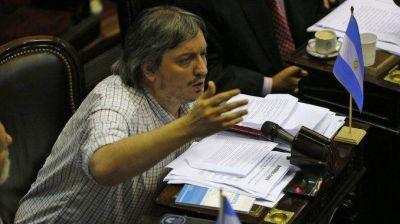 Máximo Kirchner y Larroque piden ser querellantes en una causa contra fiscal de Jujuy