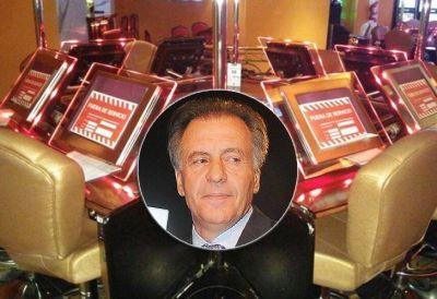 Lotería Nacional encontró fallas de seguridad en máquinas de Cristóbal López